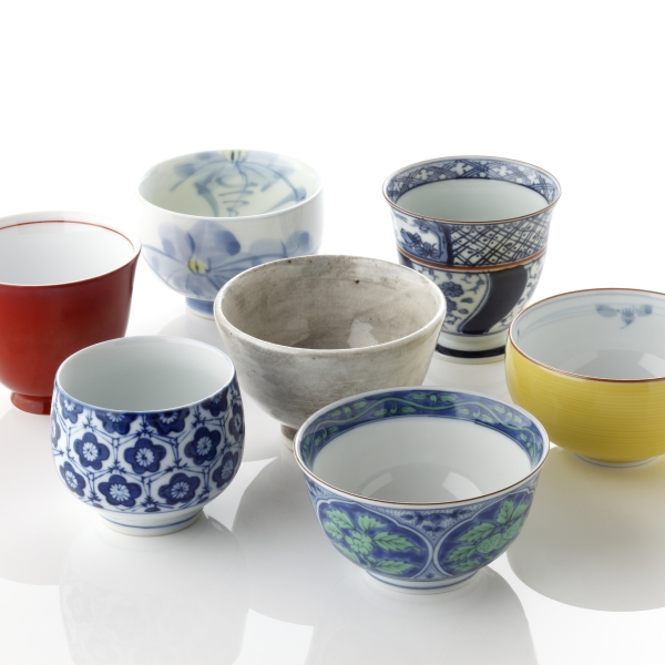 Japan Centre ceramic shop