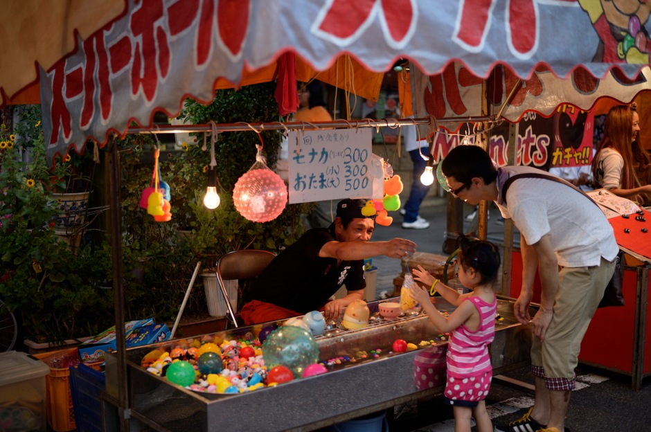 festival stall
