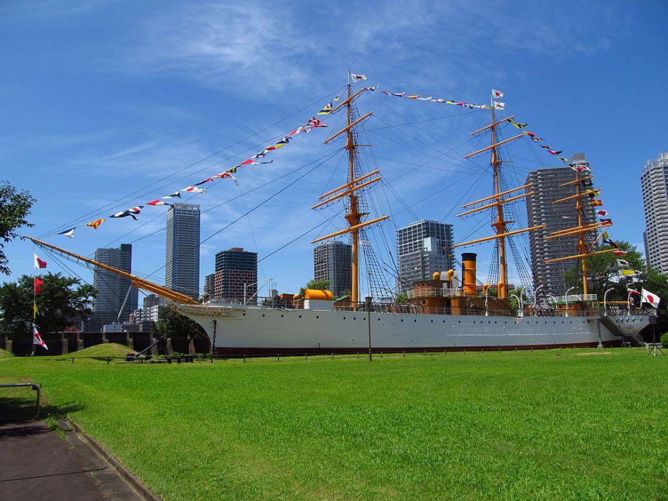 Meiji Maru ship