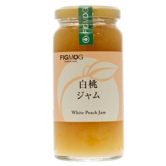 Okayama Fair - Shimizu White Peach Jam