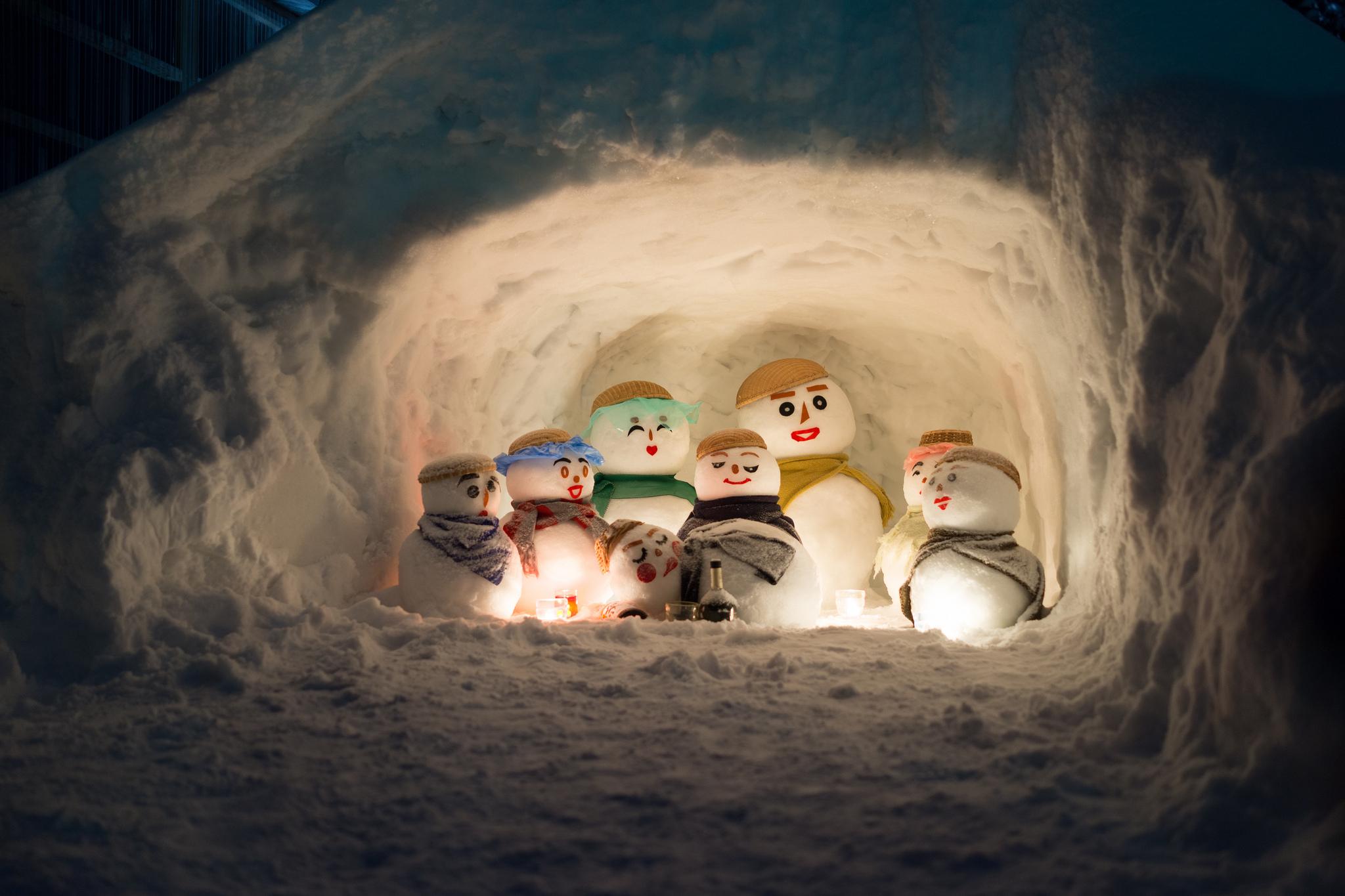 Snowman Festival